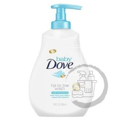 Dove baby Head to toe fürdetőgél 200ml Rich moisture