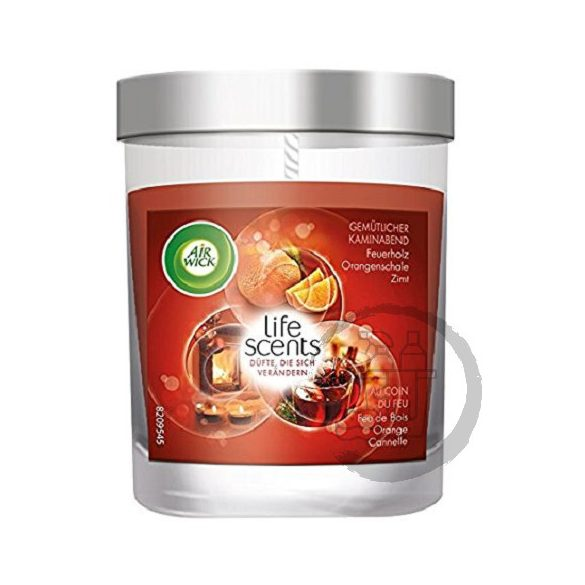 Air Wick illatgyertya 141g Life Scents Orange
