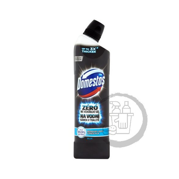 Domestos 750ml Zero limescale Ocean power