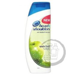 Head & Shoulders sampon 400ml Apple fresh