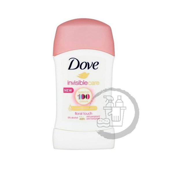 Dove stick 40ml Invisible care