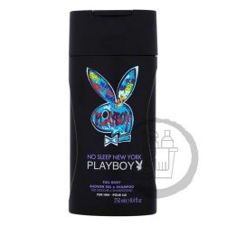 Playboy for him tusfürdő 250ml No sleep New York