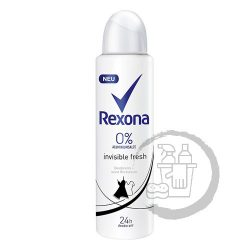 Rexona dezodor 150ml Invisible fresh