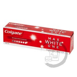 Colgate fogkrém 75ml Max White one Sensationel mint