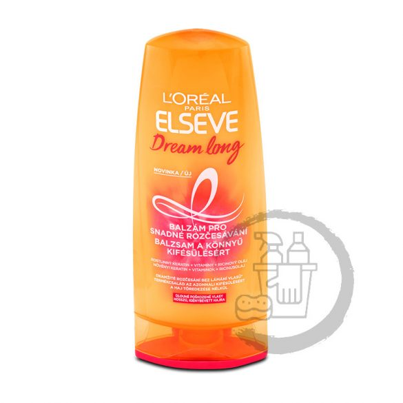 Elseve hajbalzsam 200 ml Dream Long