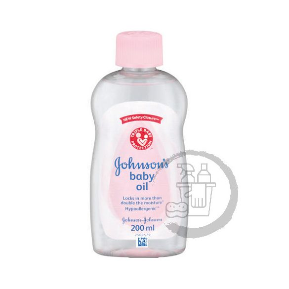 Johnson's baby olaj 200ml