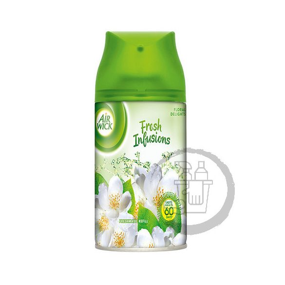 Air Wick Freshmatic utántöltő 250ml Fresh infusions Floral delights
