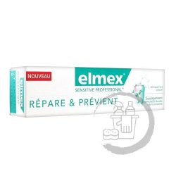 Elmex fogkrém 75ml Repair&prevent Sensitive professional
