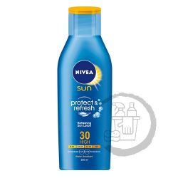 Nivea naptej 200ml 30+ Protect&refresh