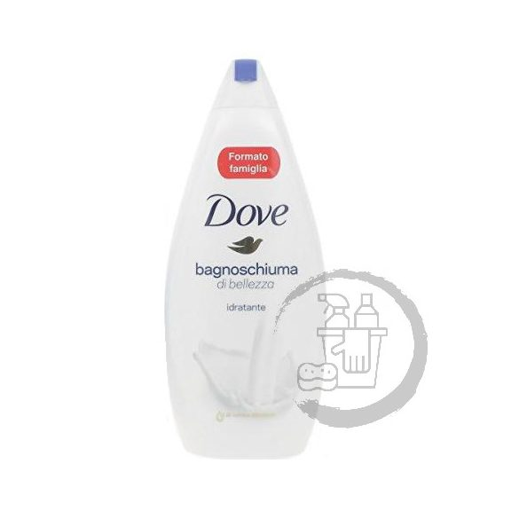 Dove habfürdő 700ml Original