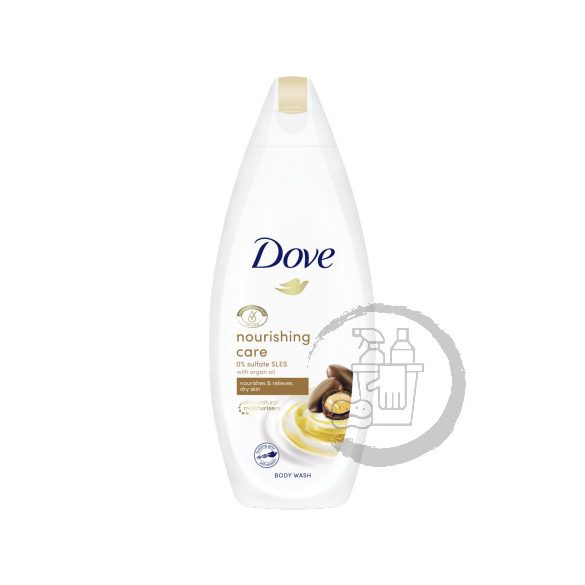 Dove tusfürdő 500 ml Nourishing Care&Oil
