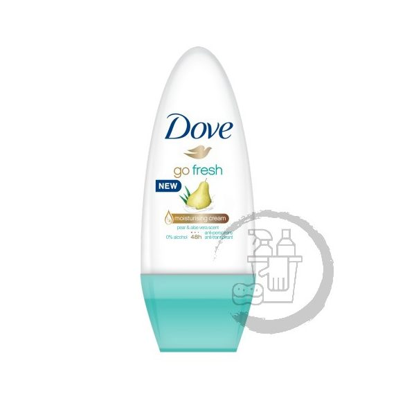 Dove roll-on 50ml Pear & aloe vera