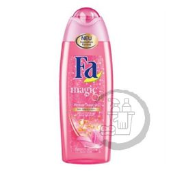Fa tusfürdő 250ml Magic oil Pink jasmin
