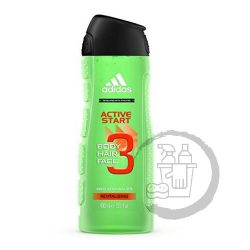 Adidas tusfürdő 400ml Active start
