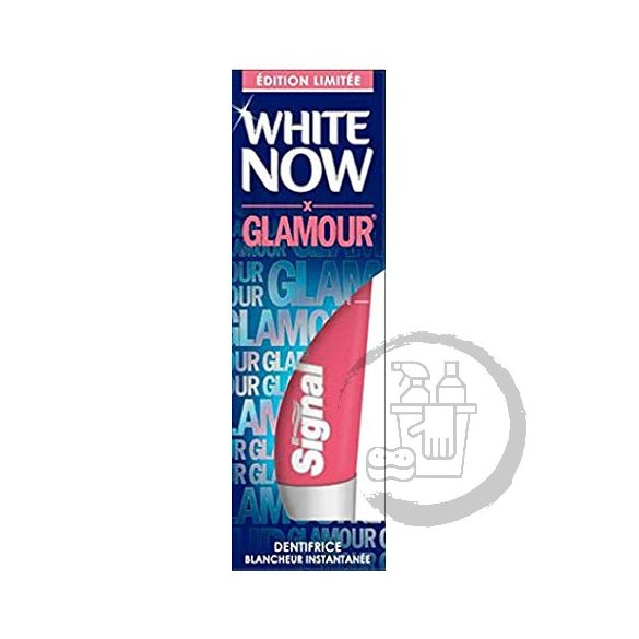 Signal fogkrém 50ml White now Glamour