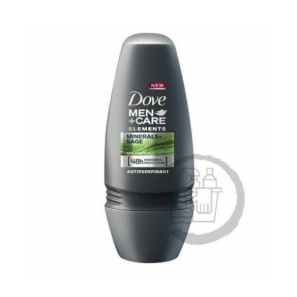 Dove Men+care roll-on 50ml Mineral+sage