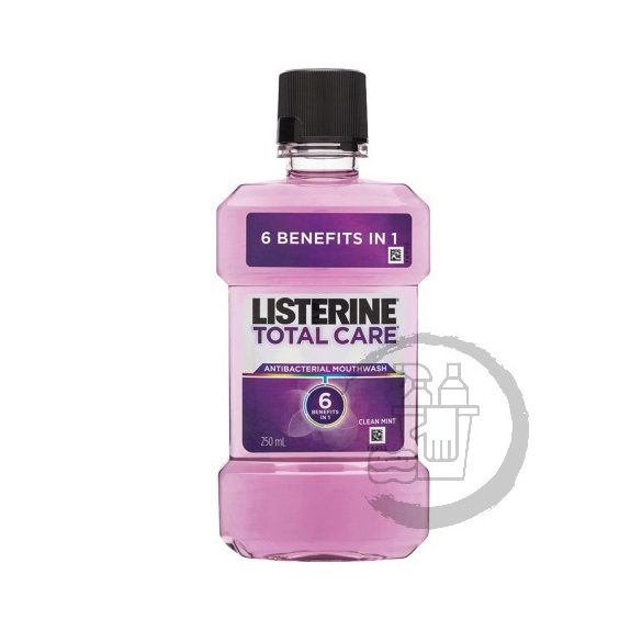 Listerine szájvíz 250ml Total care