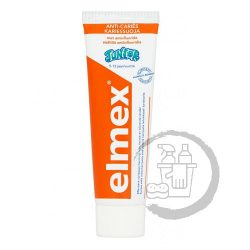 Elmex fogkrém 75ml Anticaries Junior