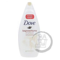 Dove habfürdő 700ml Silk glow