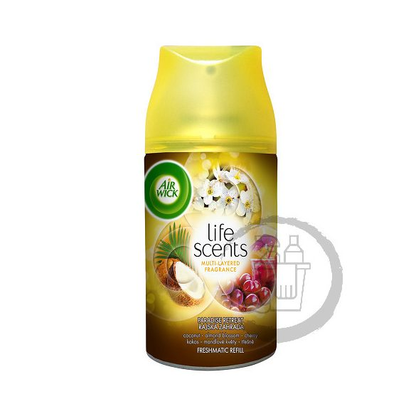 Air Wick Freshmatic utántöltő 250ml Paradise retreat